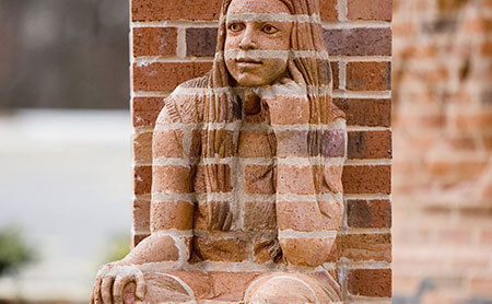 3-dimensional Brick Sculptures by Brad Spencer
