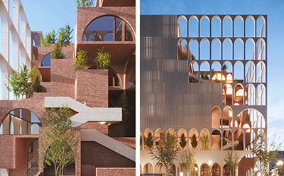 Tagh Behesht by Rvad Studio
