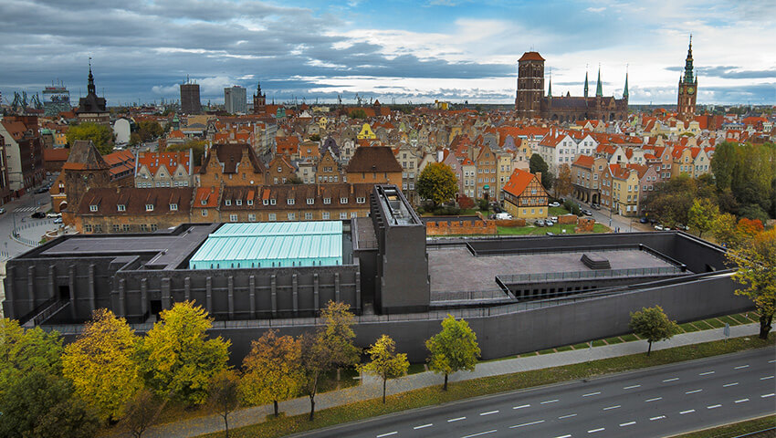 The Gdansk Shakespeare Theatre / Renato Rizzi