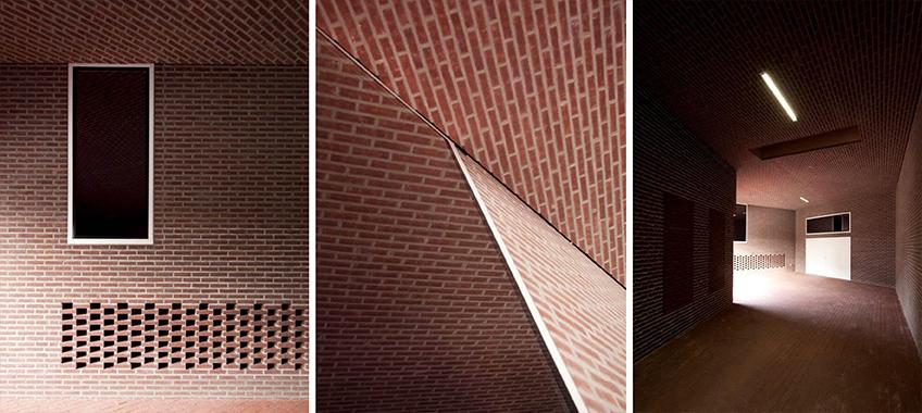 Mons Memorial Museum / Atelier d'Architecture Pierre Hebbelinck