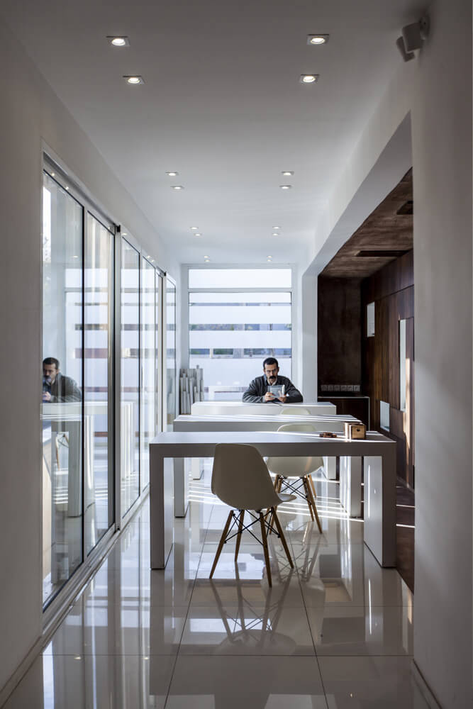 4x12 Atelier / Courtesy of USE Studio