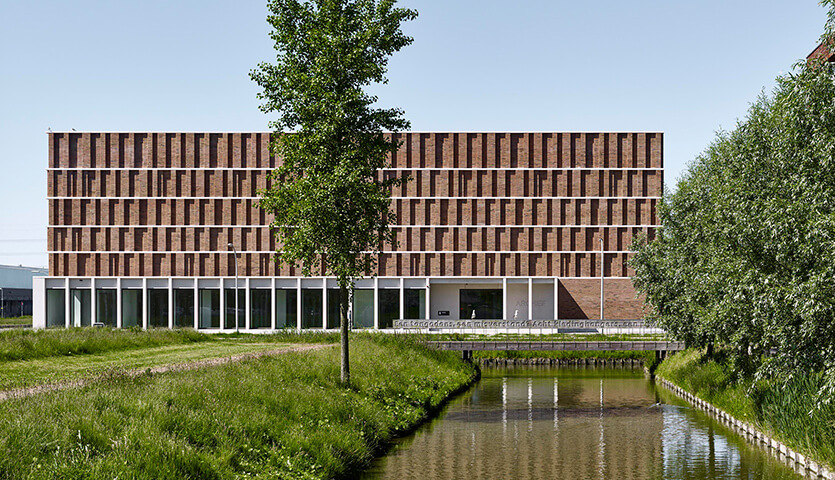 City Archive Delft / Office Winhov in collaboration with Gottlieb Paludan Architects