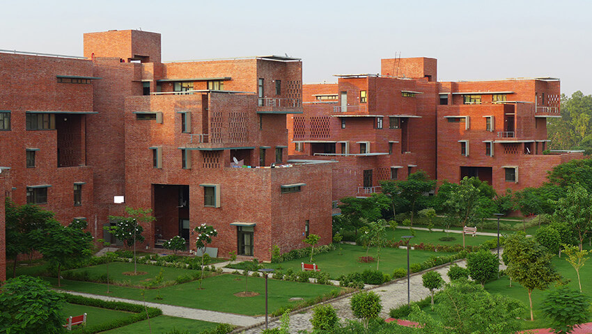 Faculty Housing o.p. Jindal Global University / S.P.A Design