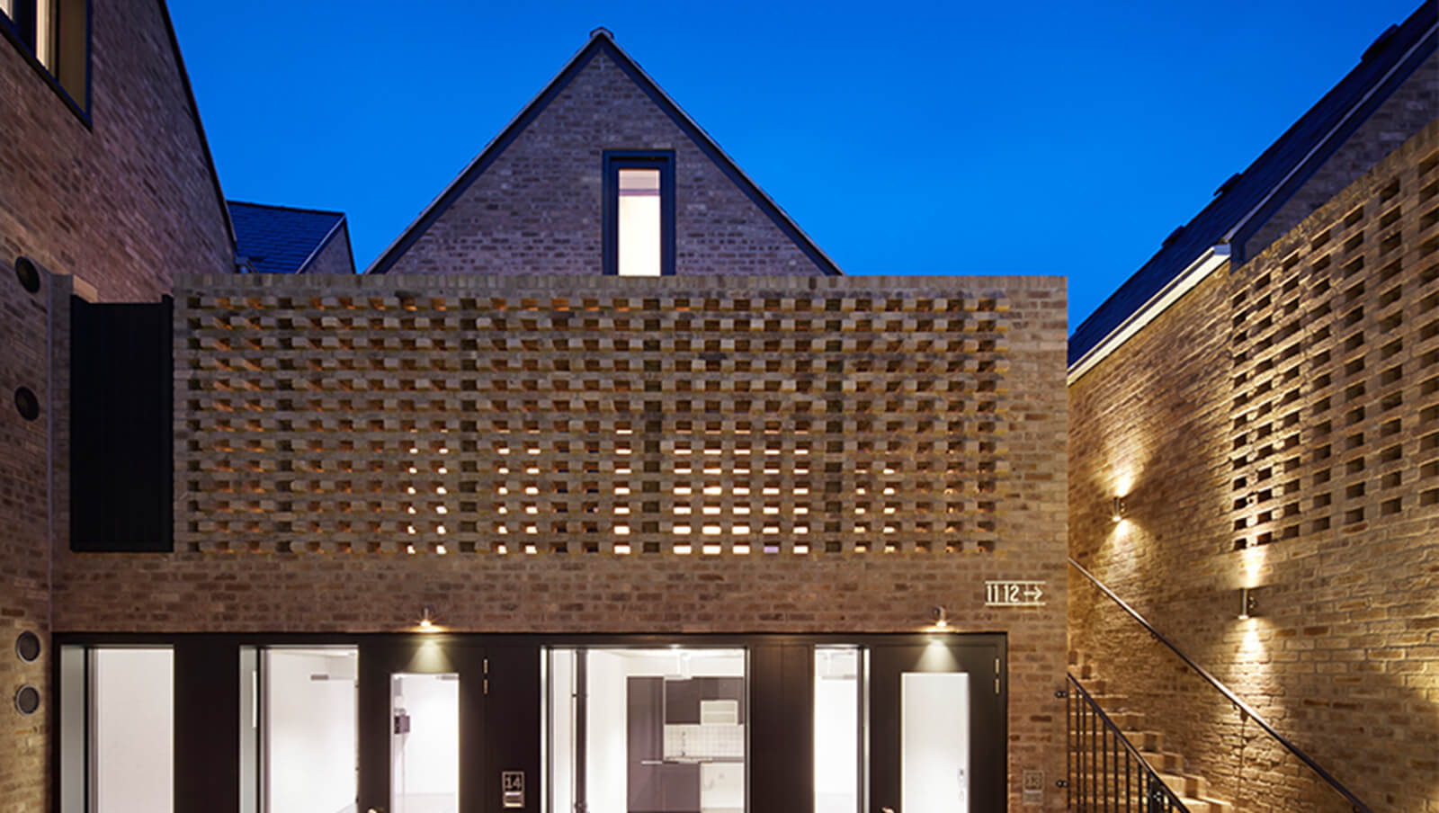 © Jack Hobhouse / Foundry Mews / Project Orange