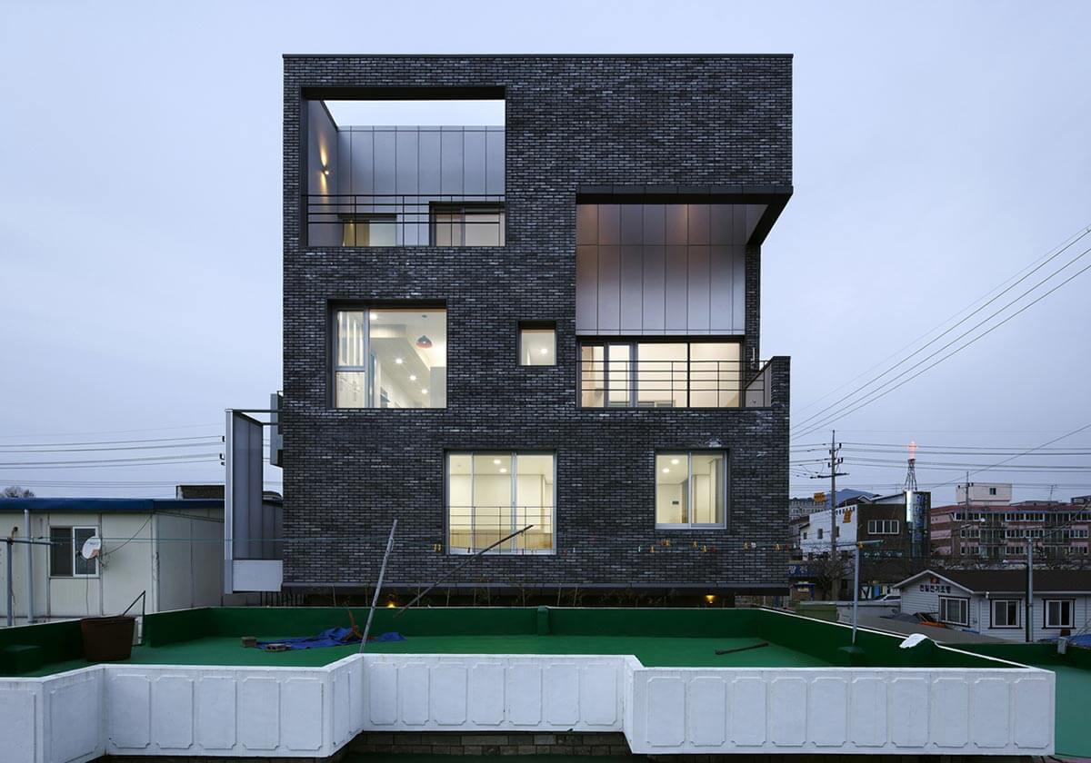 H 1115 7 a e a atelier espa ce architectes for Atelier 4 architecte