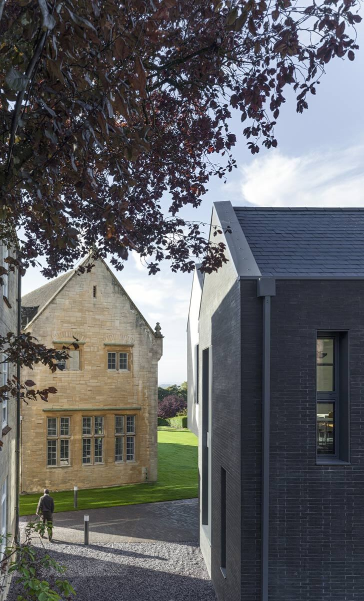 © Peter Cook - Kingswood School Classrooms / Mitchell Eley Gould Architects
