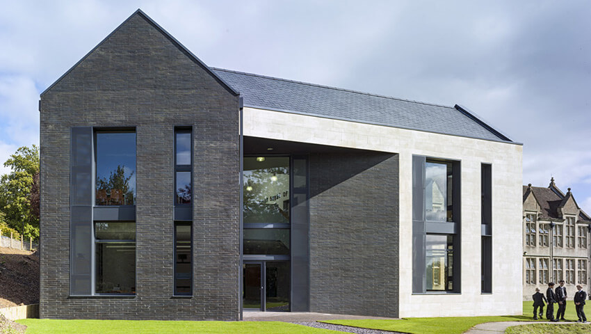 Kingswood School Classrooms / Mitchell Eley Gould Architects