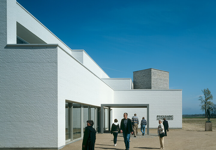 Kunstmuseum Fuglsang / Tony Fretton Architects Ltd