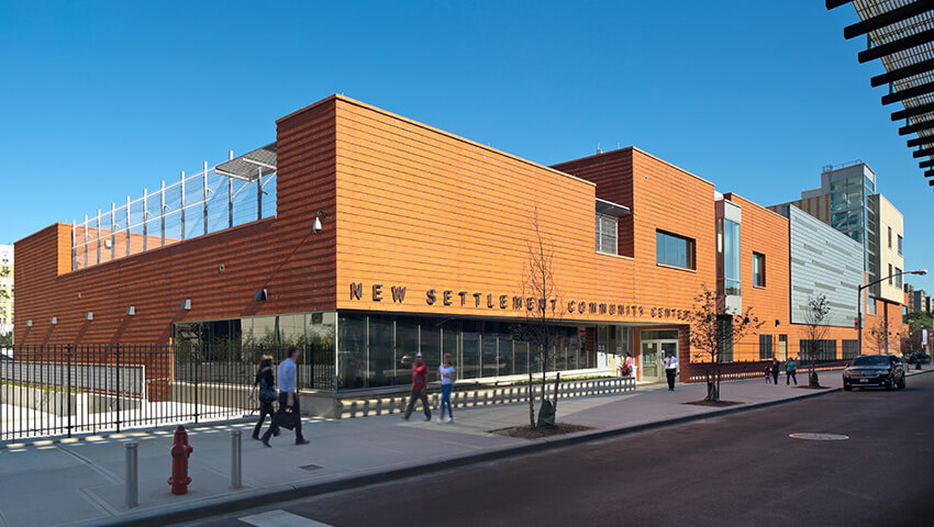 New Settlement Community Campus / Dattner Architects