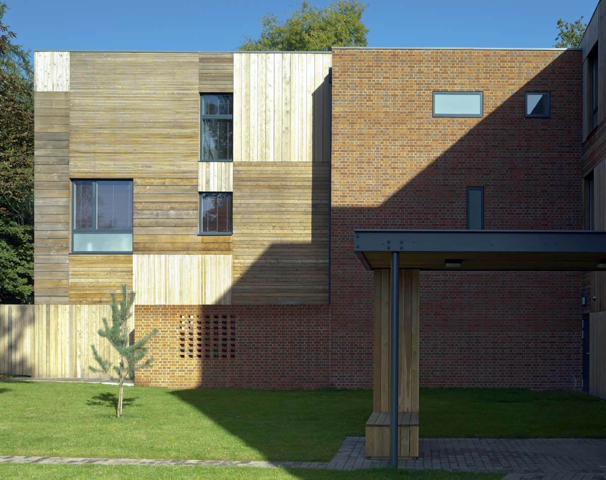 © Peter Cook - Pangbourne College Boarding House / Mitchell Eley Gould Architects