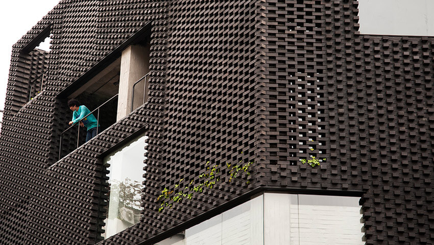 Poroscape / Younghan Chung + studio Archiholic