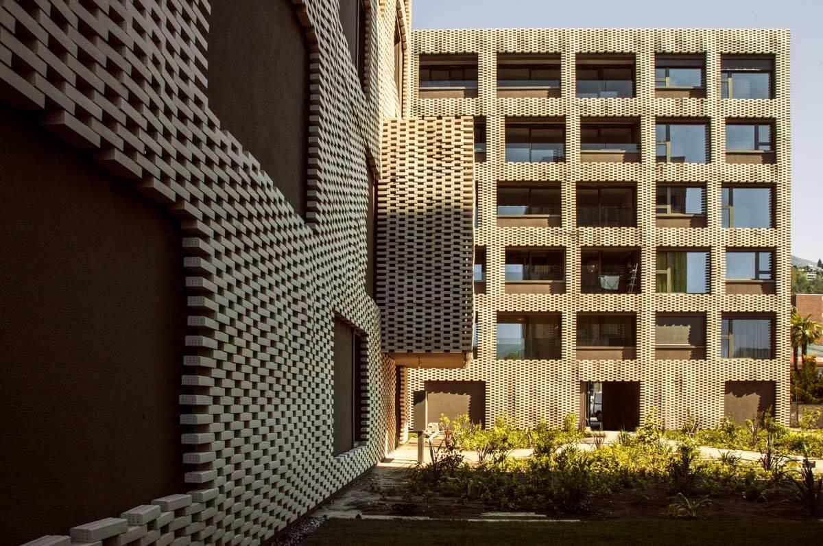 Residenza le stelle buzzi studio di architettura for Studi di architettura