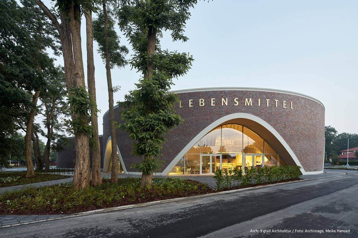 Retail store / Supermarket / neun grad architektur