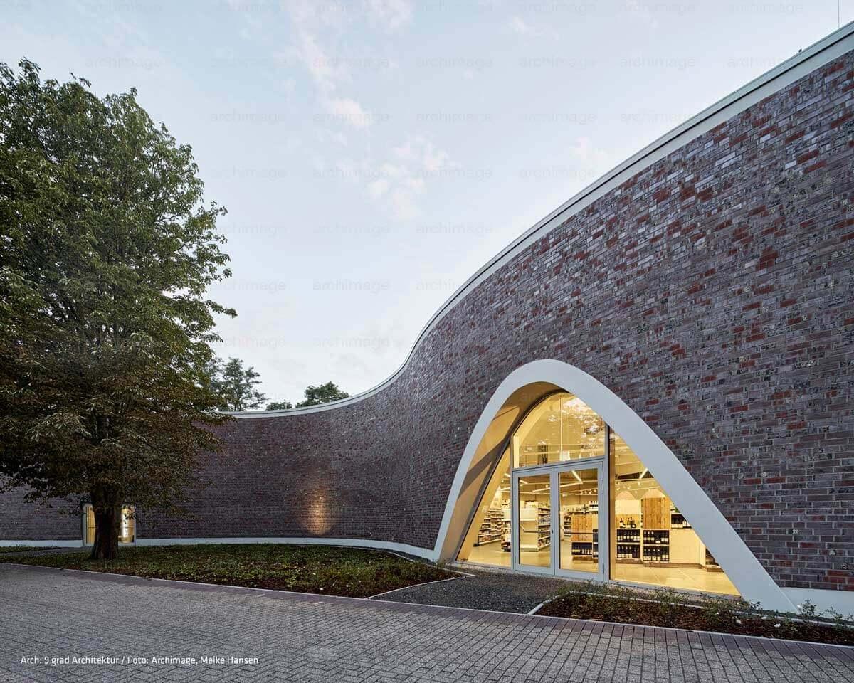 Neun Grad Architektur : retail store supermarket neun grad architektur ~ Frokenaadalensverden.com Haus und Dekorationen