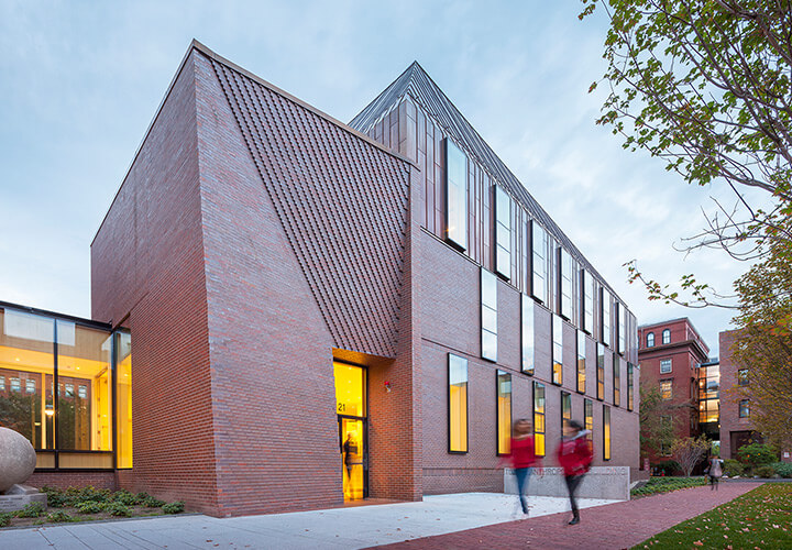 © Tozzer Anthropology Building / Kennedy & Violich Architecture