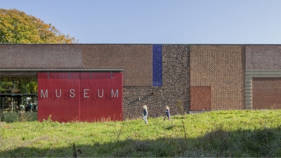 Netherlands Open Air Museum / Mecanoo