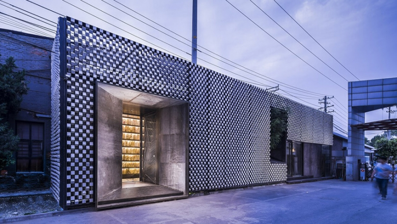Ying Liang Stone / Atelier Alter