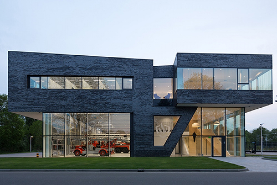 Fire Station / Bekkering Adams Architecten