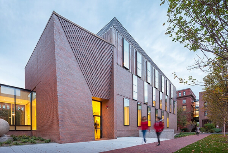Tozzer Anthropology Building / Kennedy & Violich Architecture