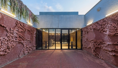 nOna / dmvA architecten in collaboration with Nick Ervinck