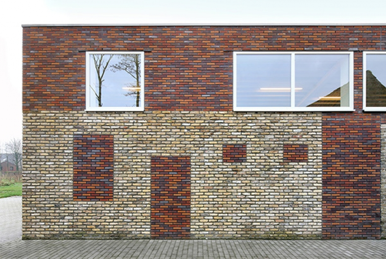 Westvleteren Community Center / Atelier Tom Vanhee