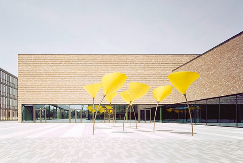 New Visitor and Customer Center / Reichel Schlaier Architekten