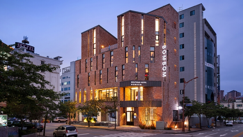 BomBom Boutique Hotel / Architecture Studio YEIN