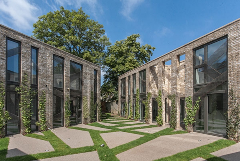 Forest Mews / Stolon Studio